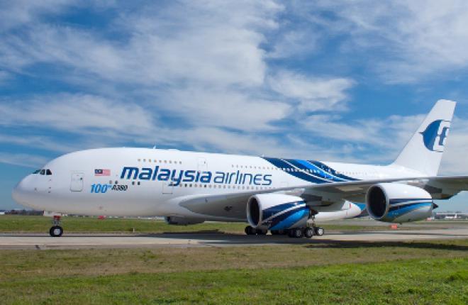 Airbus поставил сотый самолет A380