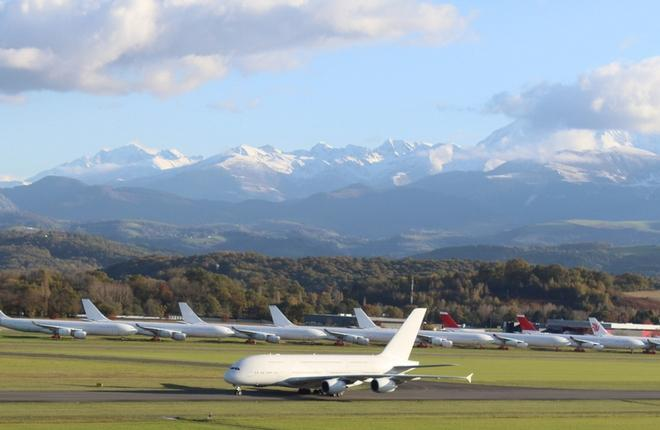 самолет A380