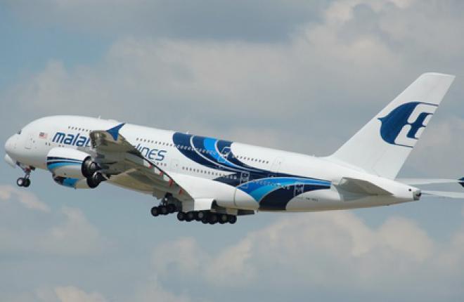 Malaysia Airlines передумала выводить из парка все самолеты A380