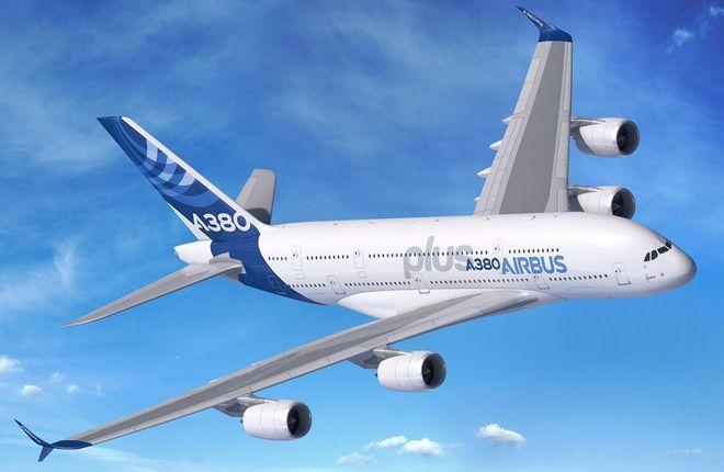 Airbus снизит темпы производства самолета А380