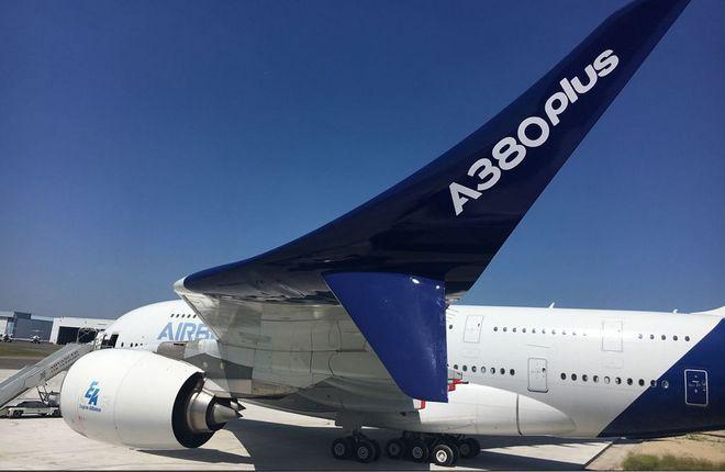 Самолет A380 станет более грузоподъемным