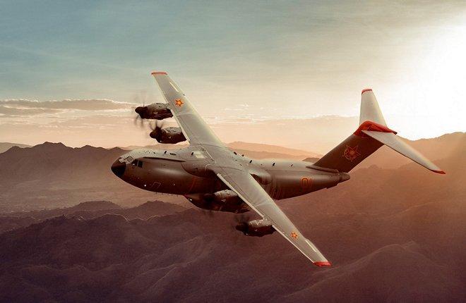 Казахстан покупает два европейских военно-транспортных самолета Airbus A400М