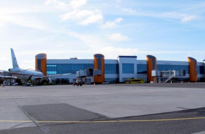 В аэропорту Храброво введут режим открытого неба