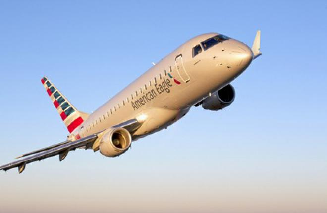 Заказ авиакомпании American Airlines на 90 региональных самолетов поделят Bombar