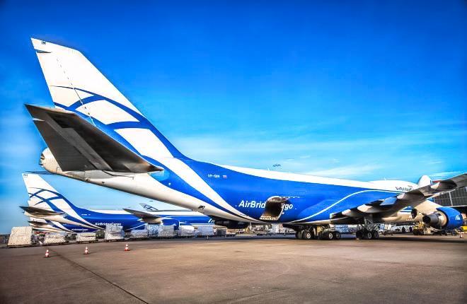 Самолеты Boeing 747-400F