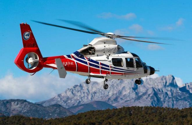 Вертолет Avicopter AC312E
