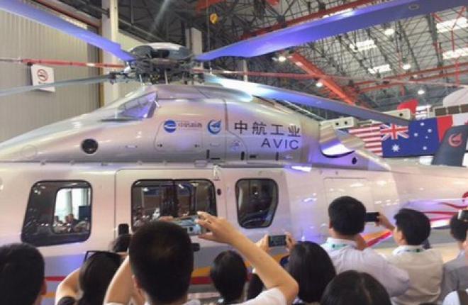 Avicopter завершила сборку первого прототипа вертолета AC352