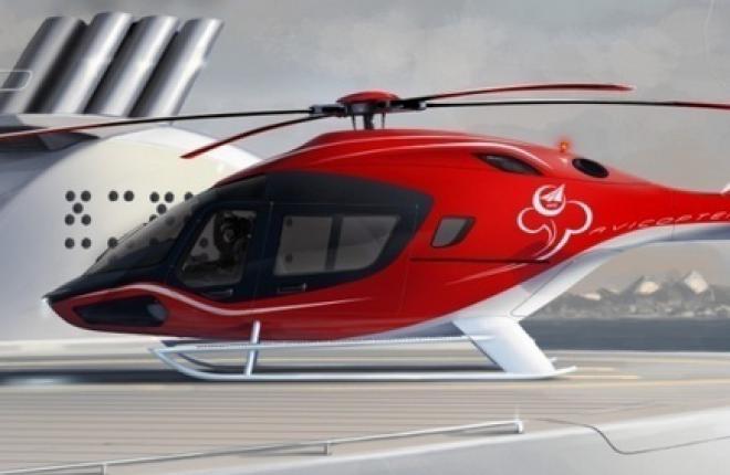 Китайские вертолетостроители готовятся к росту внутреннего рынка