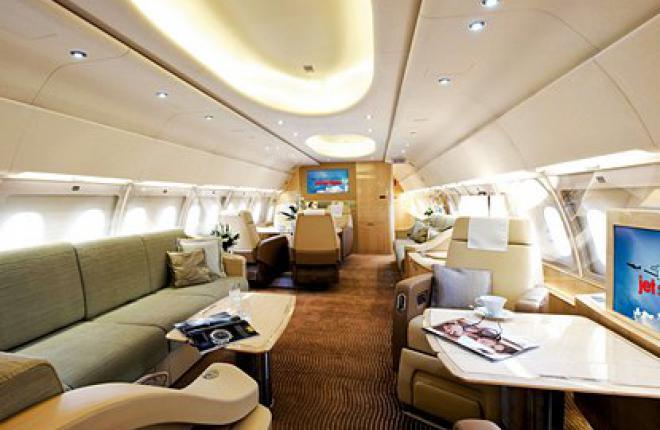 ACJ319  Tyrolean Jet Services