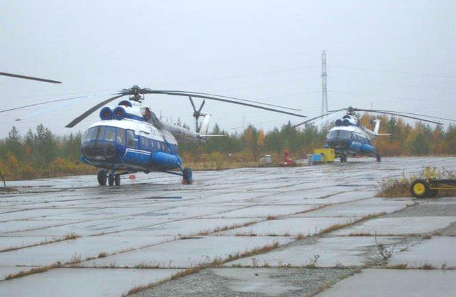"""Авиакомпания """"Арго"""" получит вертолет Ми-8МТВ-1"""