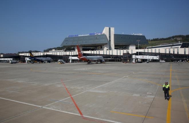 Сочи и Новосибирск возглавили десятку крупнейших аэропортов РФ по скорости развития