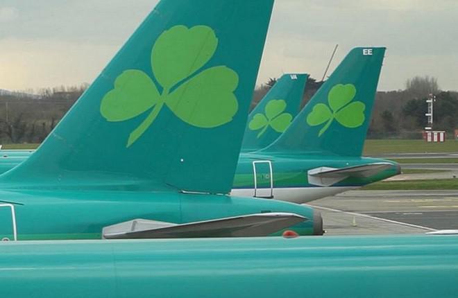 Самолеты авиакомпании Aer Lingus