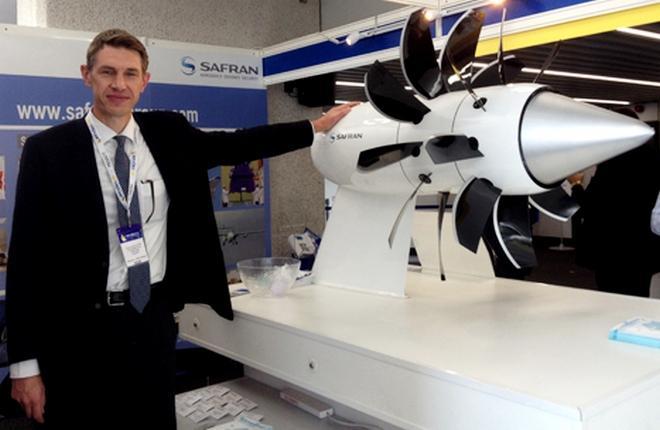 Safran отправила двигатель с открытым ротором на наземные испытания