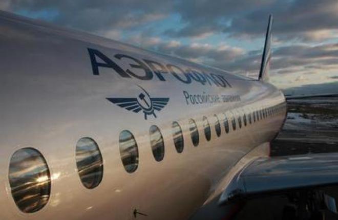 "Совет директоров ""Аэрофлота"" одобрил сделку с ""ВЭБ-лизинг"" по аренде 10 SSJ 100"