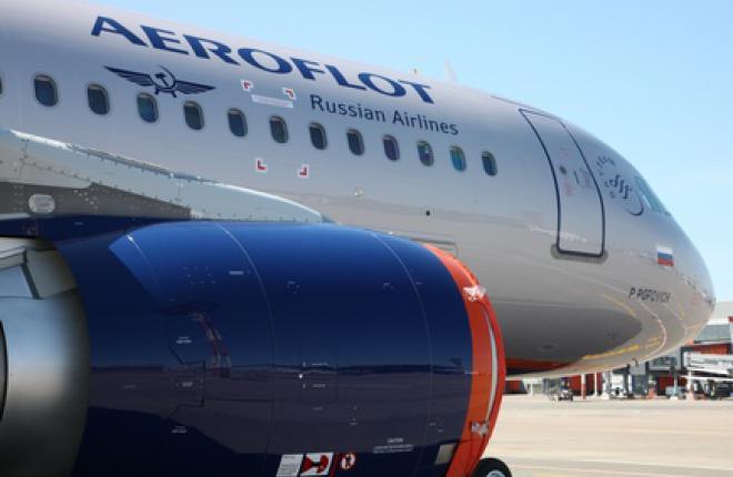 Аэрофлот ввел в эксплуатацию 100-ый самолет семейства Airbus A320