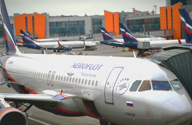 """Авиакомпания """"Аэрофлот"""" закупит А320neo"""
