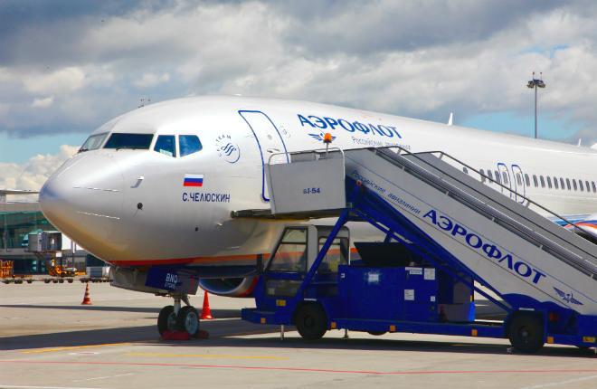 """Авиакомпания """"Аэрофлот"""" снижает перевозки на ВВЛ"""