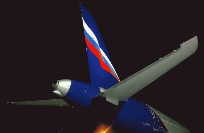 """Sukhoi Superjet 100 (SSJ 100) авиакомпании """"Аэрофлот"""""""
