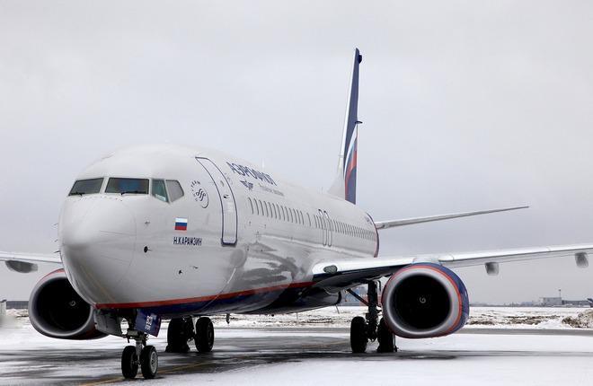 """""""Аэрофлот"""" получил 15-й самолет Boeing 737-800"""