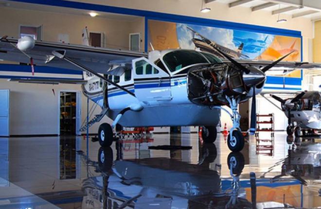 В России открылся второй официальный сервис-центр Cessna