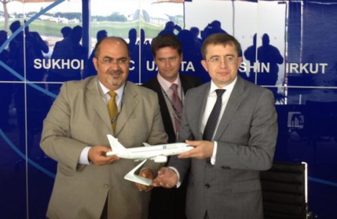 Бахрейнская компания AeroLease закажет самолеты SSJ 100 :: ATO.ru