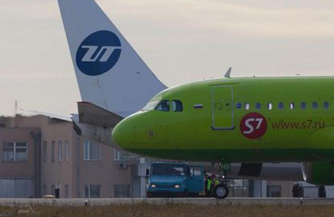 Пассажиропоток аэропорта Челябинска увеличился на 40%