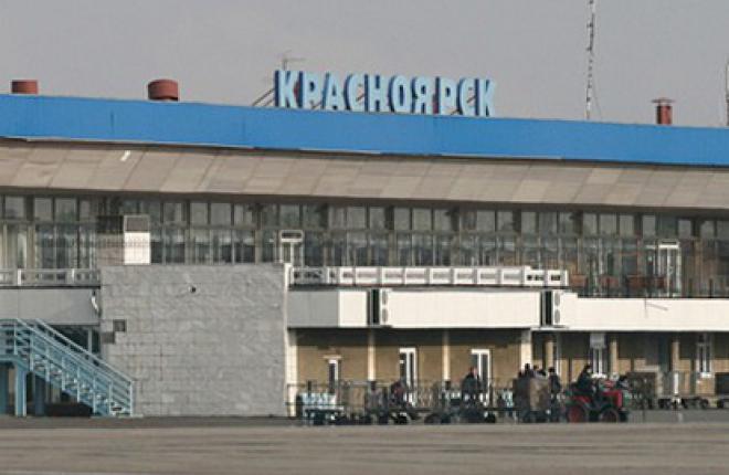 Пассажиропоток аэропорта Красноярска вырос на 5%
