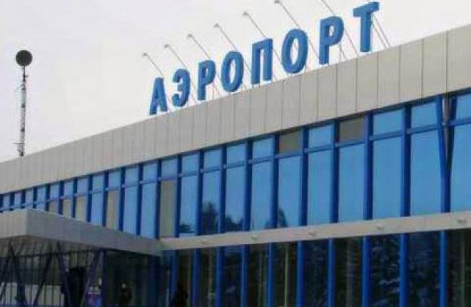 Аэропорт Горно-Алтайска принял первый самолет Airbus A320