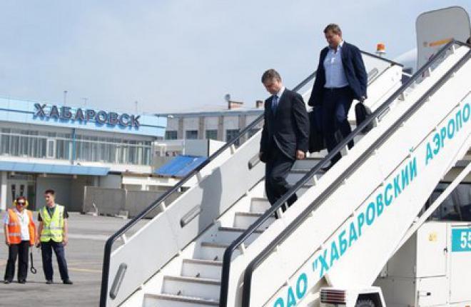 Аэропорт Хабаровска выбирает проект нового терминала