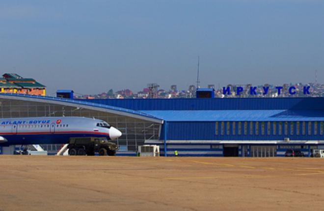 Пассажиропоток аэропорта Иркутска увеличился на 15%