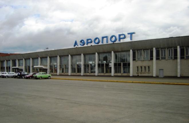 Аэропорт Ижевска