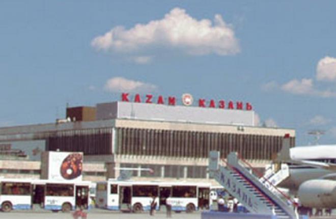 Пассажиропоток аэропорта Казань в 2011 г. возрос на 28%