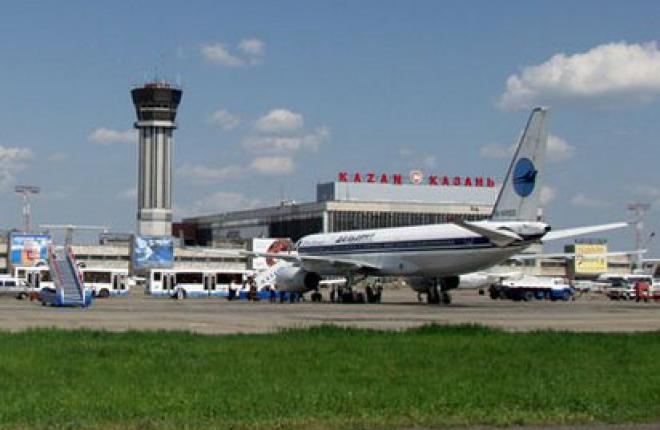 Строительство нового терминала аэропорта Казани завершится до конца года