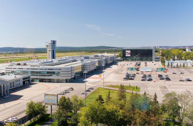 Пассажиропоток Кольцово увеличился на 23,6%