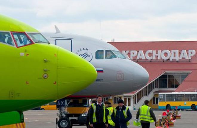 В аэропорту Краснодара выбран подрядчик на разработку плана строительства нового