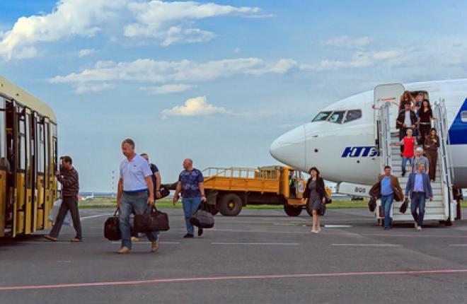 Пассажиропоток аэропорта Самары вырос на 18%