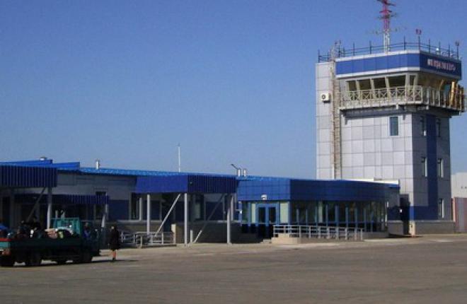 Аэропорт Менделеево начал работать ночью