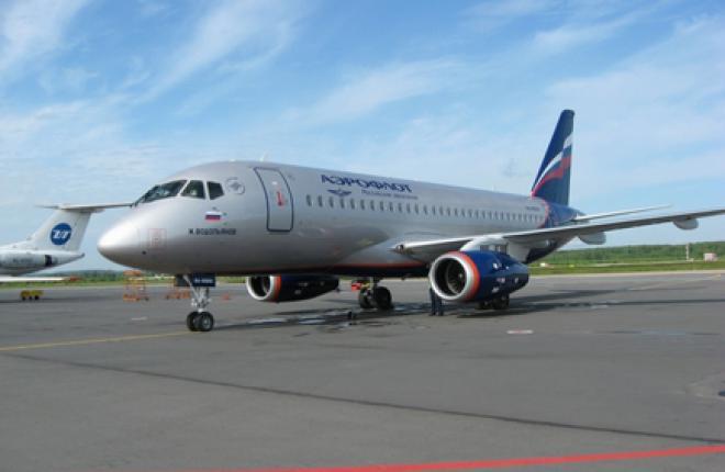 Пассажиропоток аэропорта Нижнего Новгорода возрос на 24,7%