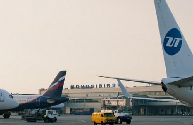 Пассажиропоток аэропорта Толмачево за семь месяцев возрос на 22,7%