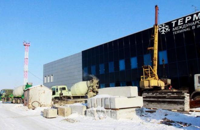 В аэропорту Толмачево началась модернизация аэропвокзального комплекса