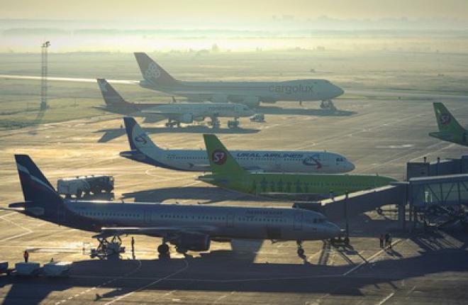 Пассажиропоток аэропорта Новосибирска достиг двухмиллионного значения