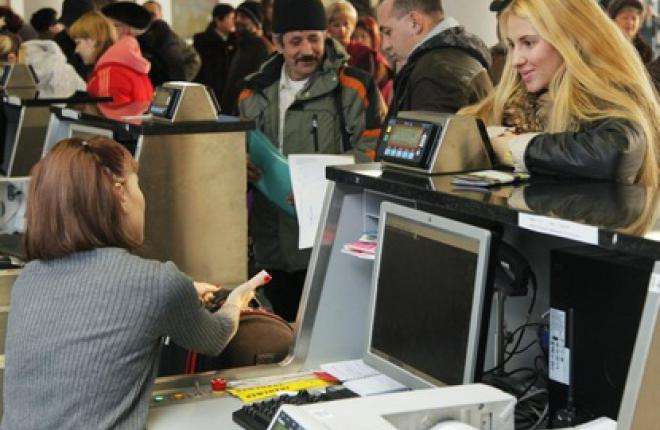 Пассажиропоток аэропорта Владивостока возрос на 15%