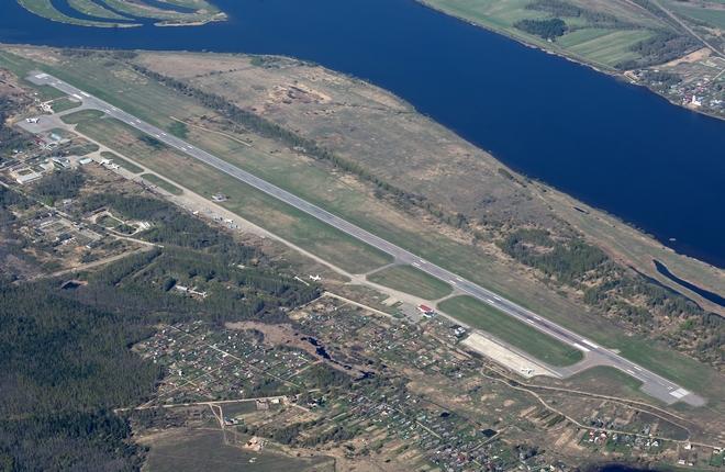 В Ярославле будут обслуживать самолеты западного производства