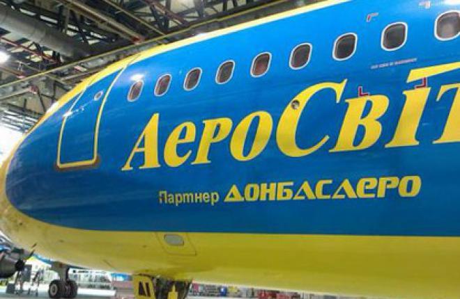 """Авиакомпании """"Днеправиа"""" и """"Донбассаэро"""" становятся фидерами """"АэроСвита"""""""