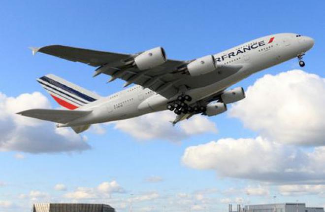 Пассажиров авиакомпании Air France не довезли до Парижа из-за усталости пилота