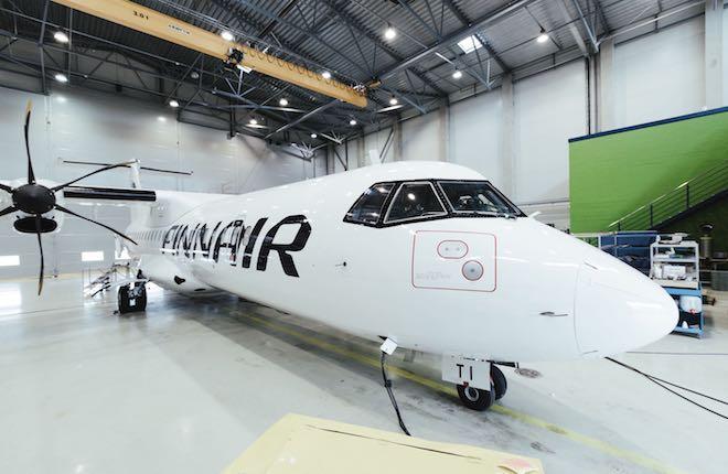 самолет ATR 72