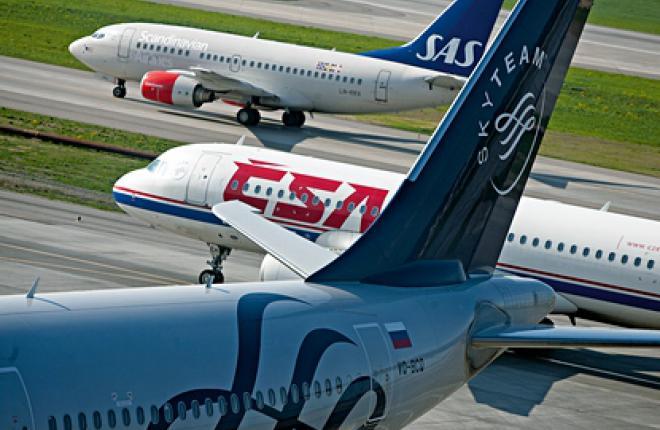 «Аэрофлот» и CSA Czech Airlines, единственные назначенные перевозчики