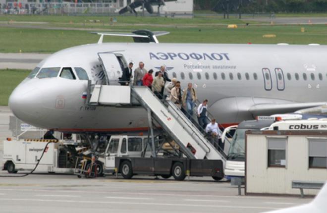 """Авиакомпания """"Аэрофлот"""" в июле 2011 г перевезла более 1,4 млн пассажиров"""