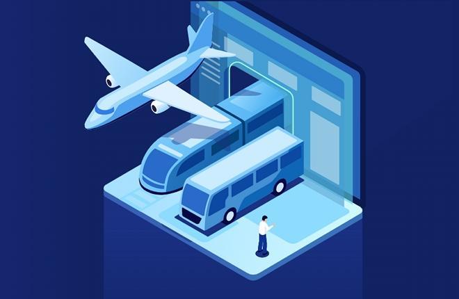 «Аэрофлот» запустил онлайн сервис перевозок «от двери до двери» разными видами транспорта