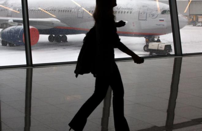 Пассажирооборот российских авиакомпаний по итогам 2012 года возрос на 17,4%